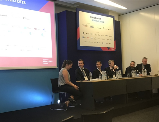 SS&C Singularity at FundForum International: operational efficiency in the middle office