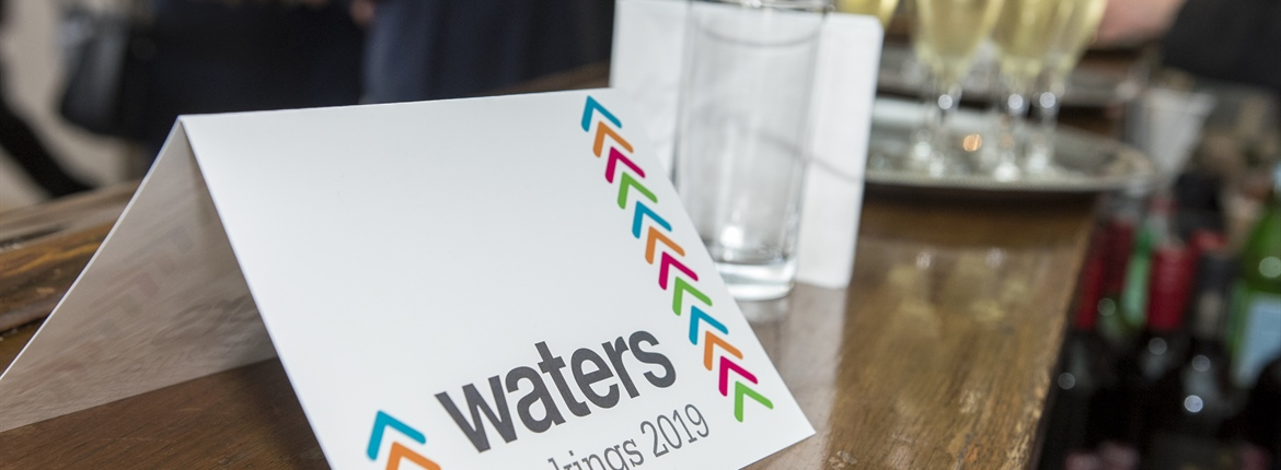 SS&C wins three categories in Waters Rankings 2019