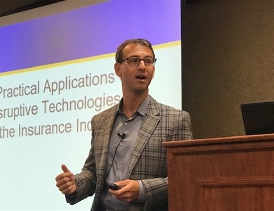 SS&C discusses the benefits of emerging AI technologies for insurance investment operations and accounting at Midwest IASA Conference