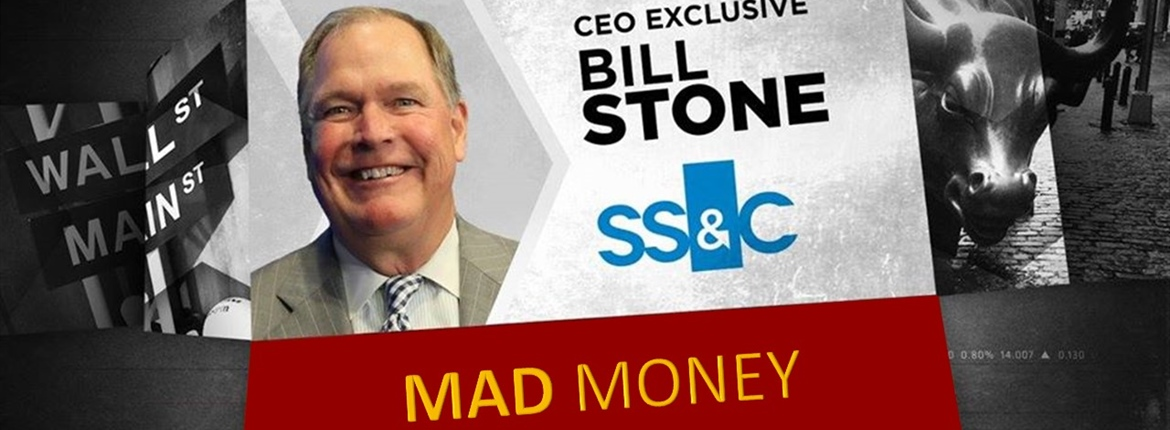 SS&C CEO Bill Stone talks market volatility and opportunity on CNBC's Mad Money
