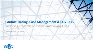 Automated Contact Tracing & Case Management: Reducing Transmissions and Saving Lives