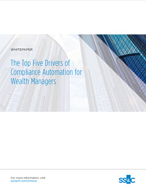 Why Compliance Automation is a Priority for Wealth Management: 5 Good Reasons