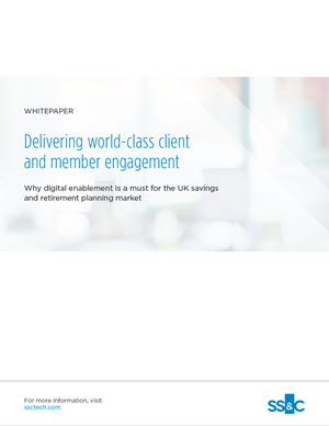 Delivering world-class client  and member engagement