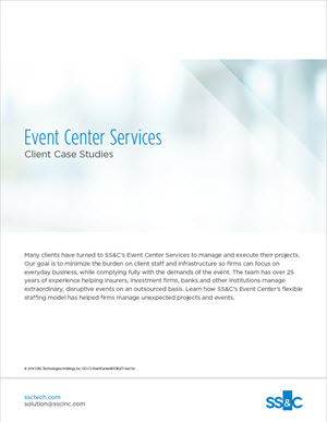 Event Center Client Case Studies