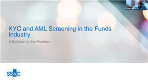 KYC and AML screening in the funds industry: real solutions to a real problem