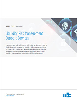Liquidity Risk Management Support Services