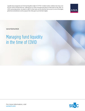 Managing Fund Liquidity in the Time of COVID