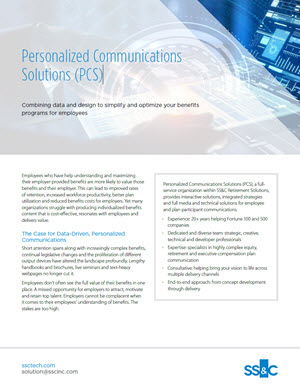 Personalized Communications Solutions