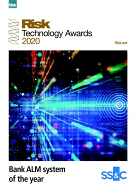 Risk Technology Awards 2020 Bank ALM system of the year