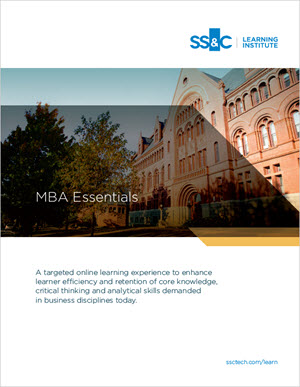 MBA Essentials