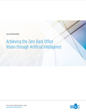Achieving the Zero Back Office Vision