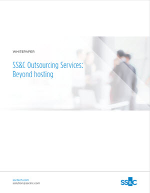 SS&C Outsourcing Services: Beyond hosting