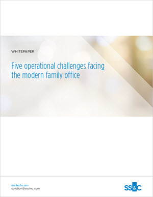 Five operational challenges facing the modern family office