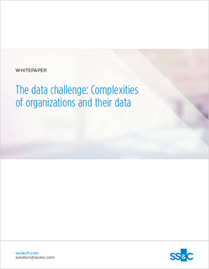 The data challenge: Complexities of organizations and their data