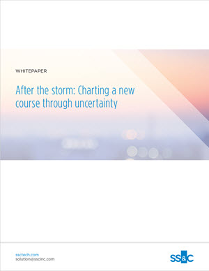 After the storm: Charting a new course through uncertainty
