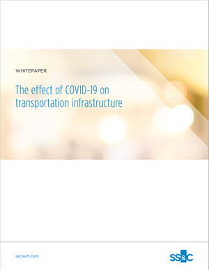The effect of COVID-19 on transportation infrastructure