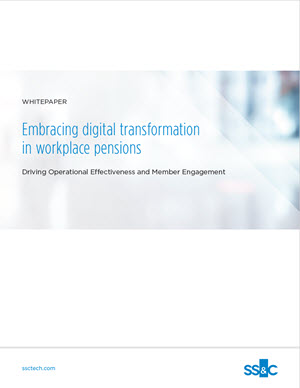 Embracing digital transformation in workplace pensions