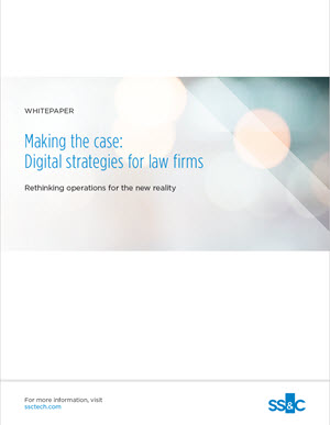Making the case: Digital Strategies for Law Firms