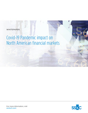 COVID-19 Pandemic Impact on North American Financial Markets