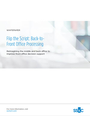 Flip the Script: Accelerated Back-to-Front Office Processing