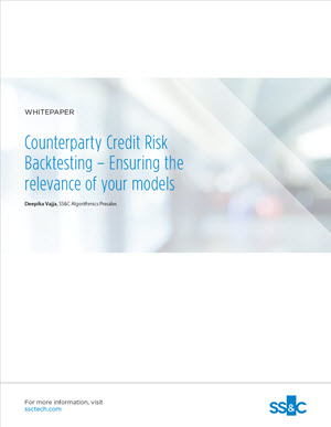 Counterparty Credit Risk Backtesting – Ensuring the Relevance of Your Models