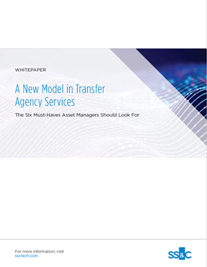 A New Model in Transfer Agency Services