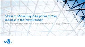 "Five Keys to Minimizing Disruptions to Your Business in the ""New Normal"""