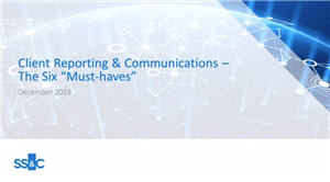 """The """"Must-Haves"""" for Client Reporting & Communications"""
