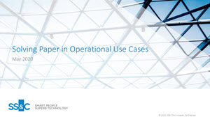 Solving Paper in Operational Use Cases