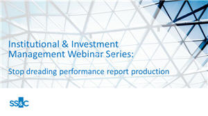 Stop Dreading Performance Report Production