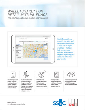 WalletShare for Retail Mutual Funds