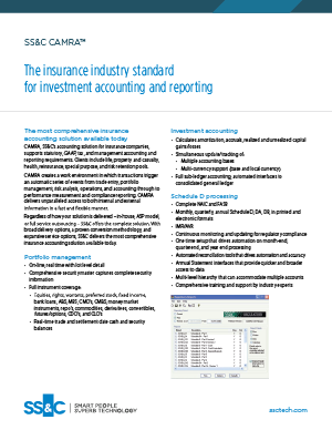 CAMRA for Insurance Companies