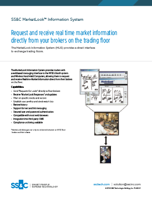 MarketLook Information System