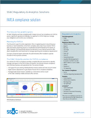 FATCA compliance solution