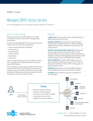 Managed SWIFT Access Service