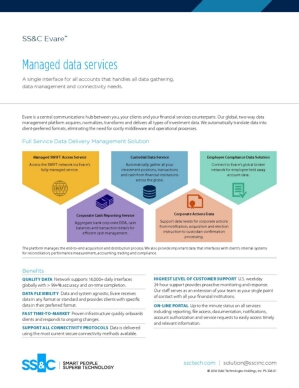 Managed data services