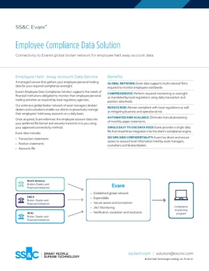 Employee Compliance Data Solution