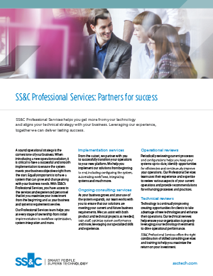 SS&C Professional Services