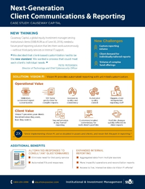 Next-Generation Client Communications & Reporting
