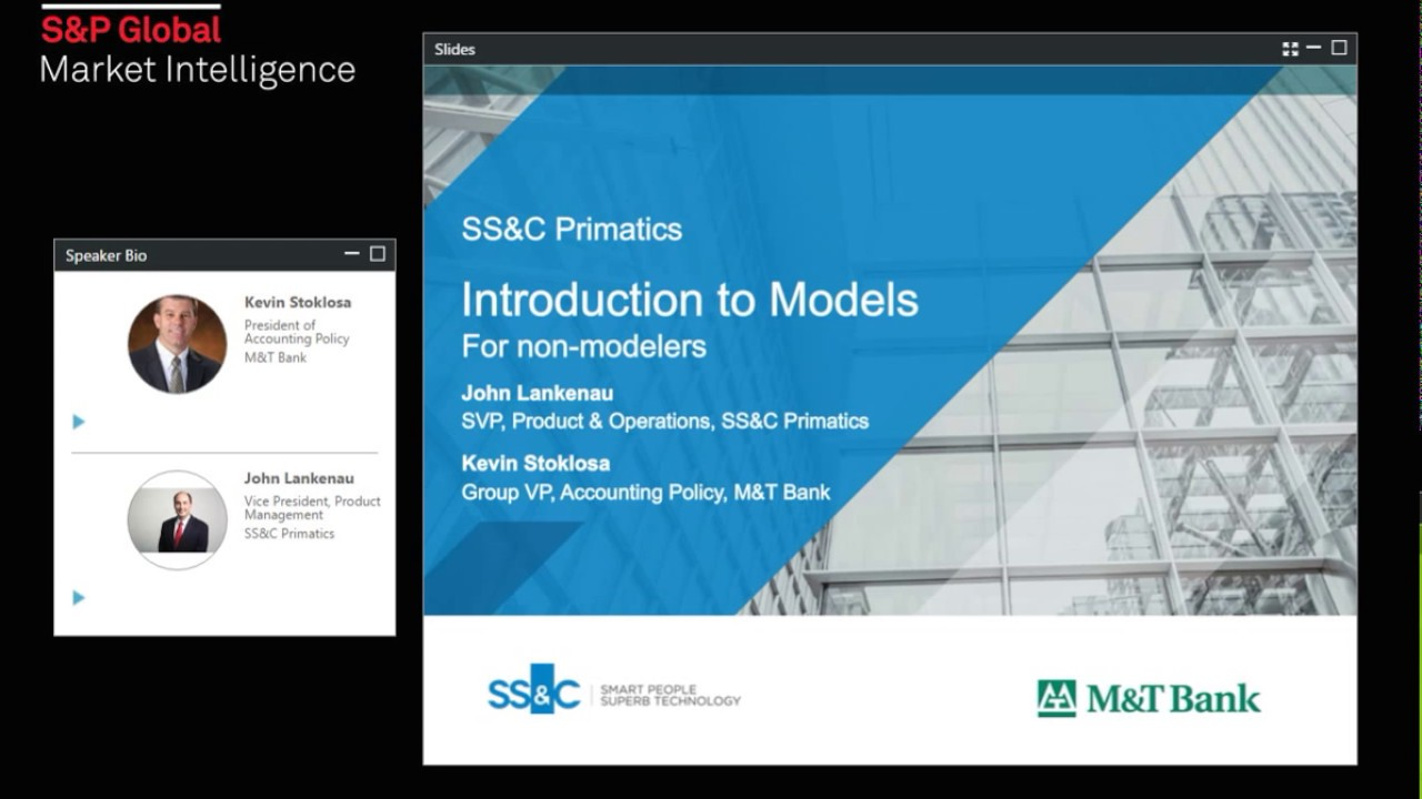 CECL Preparation (Part 3): An introduction to models for accountants and other non-modelers