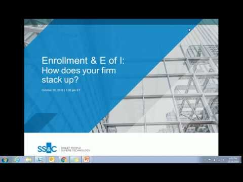 Enrollment and evidence of insurability (EOI) How does your firm stack up