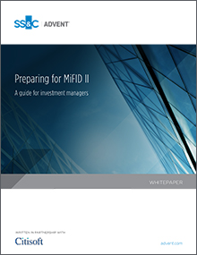 Preparing for MiFID II - A guide for investment managers