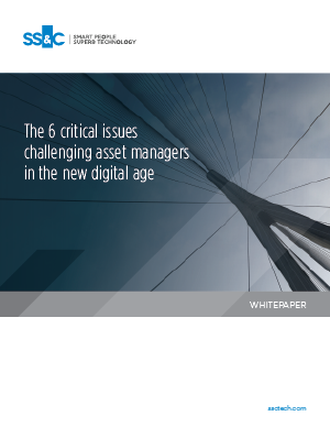 The six critical issues challenging asset managers in the new digital age
