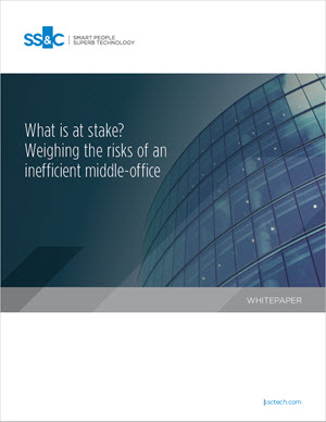 What is at stake? Weighing the risks of an inefficient middle-office