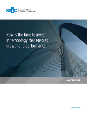 Now is the time to invest in technology that enables growth and performance
