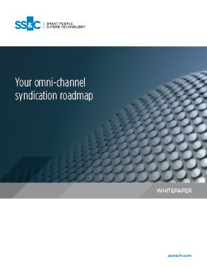 Your omni-channel syndication roadmap