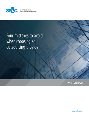 Four mistakes to avoid when choosing an outsourcing provider