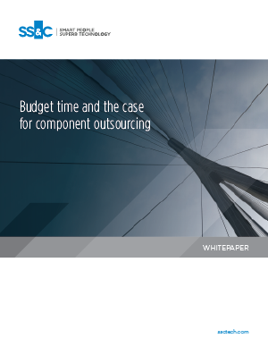 Budget time and the case for component outsourcing