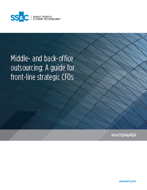 Middle- and Back-Office Outsourcing A Guide for Front-Line Strategic CFOs
