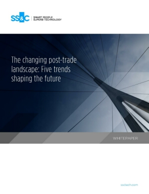 The changing post-trade landscape: Five trends shaping the future